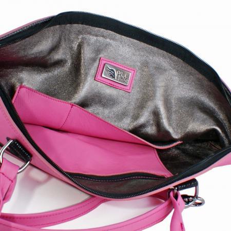 GINGKO <br> pink & black