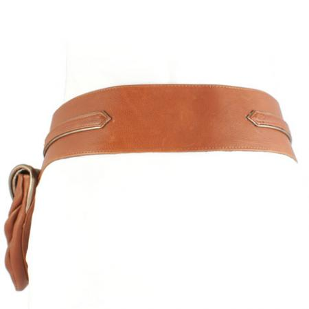 HIP DITTY WEST  <br /> cognac & pewter