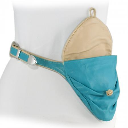 HIP HIP <br /> turquoise & cream