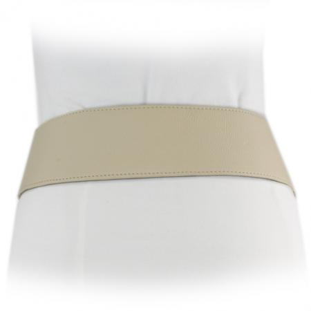 CURVE PERFECT CLASSIC BELT <br /> cream