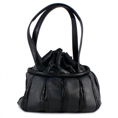 PRINCESS SLOUCH <br>black