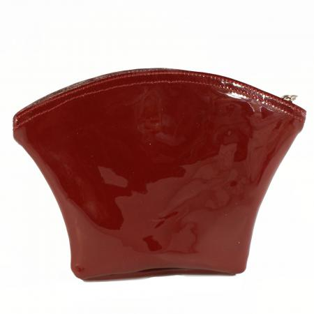 POLYPURSE <br> red patent