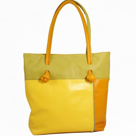 AEQUITLY<br>  The shopper yellow patch