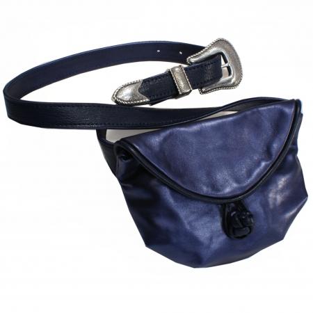 HIP HIP BAG<br> royal blue & navy