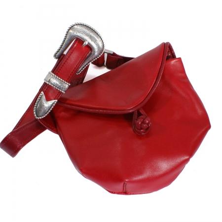 HIP HIP BAG <br>  red