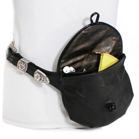 HIP HIP BAG <br>black