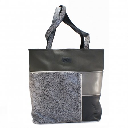 AEQUITLY <br> grey patchwork